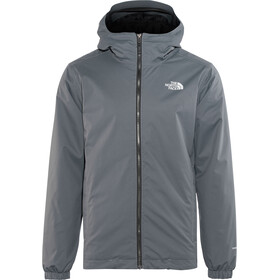 The North Face Quest Geïsoleerde Jas Heren, vanadis grey black heather